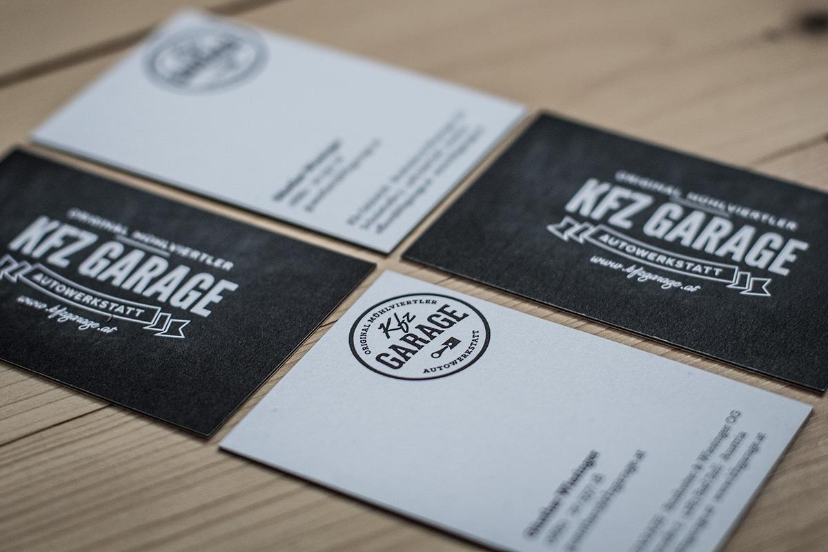 Kfz Garage Yay Neue Visitenkarten Braucht Das Land Kfz